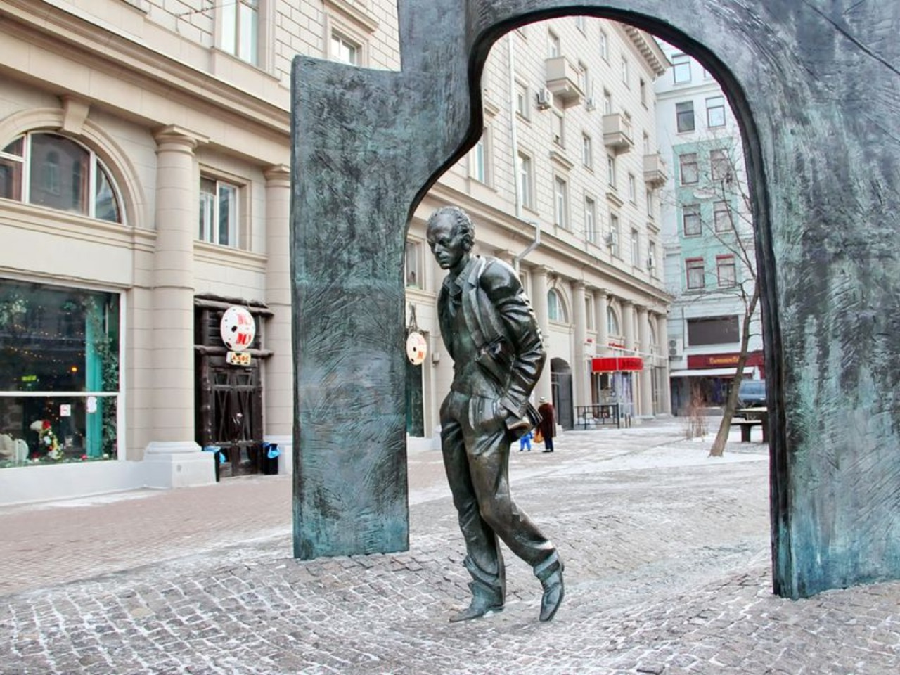 Арбатские истории - индивидуальная экскурсия по Москве от опытного гида