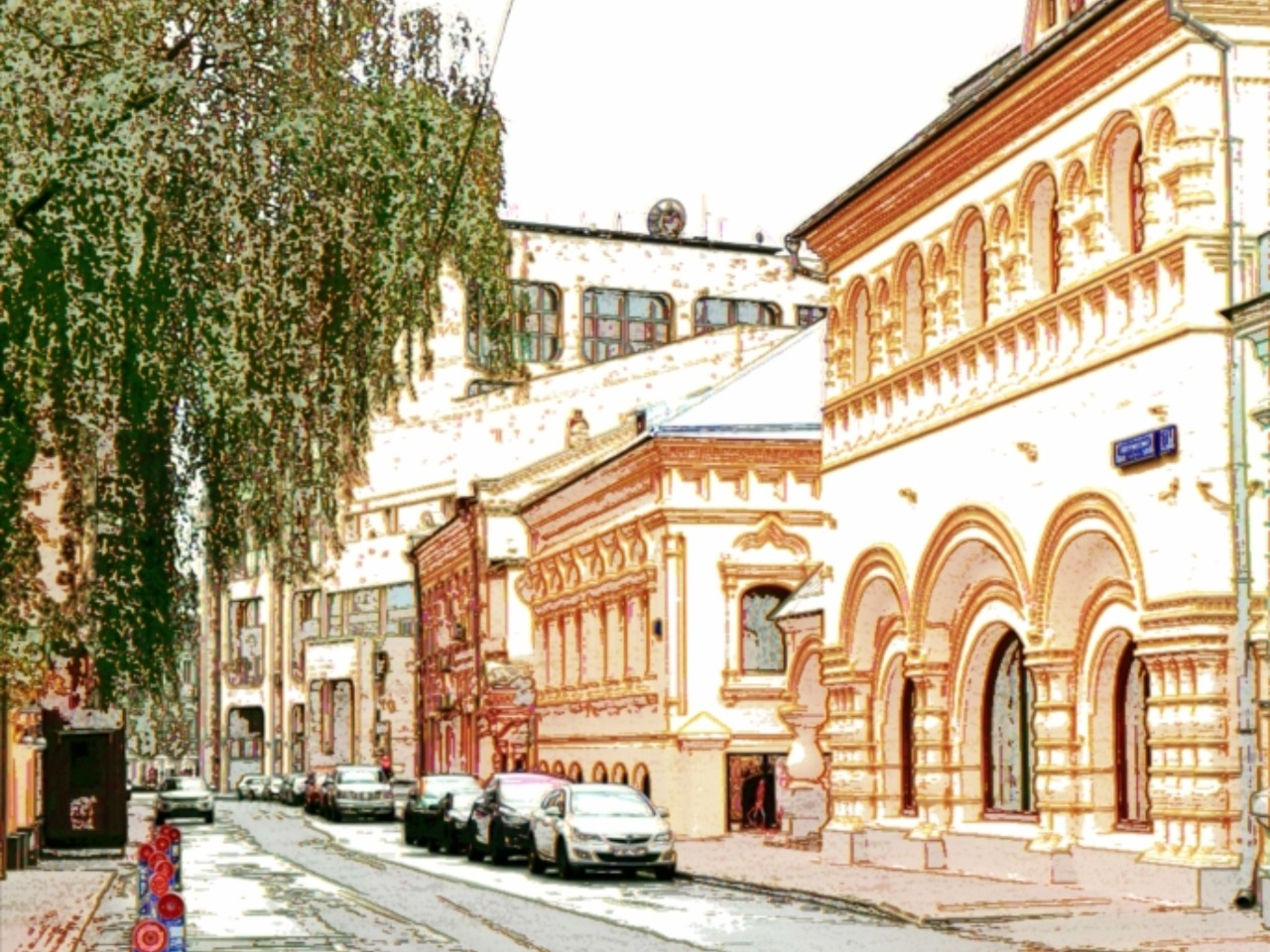 По следам прекрасных дам - индивидуальная экскурсия по Москве от опытного гида