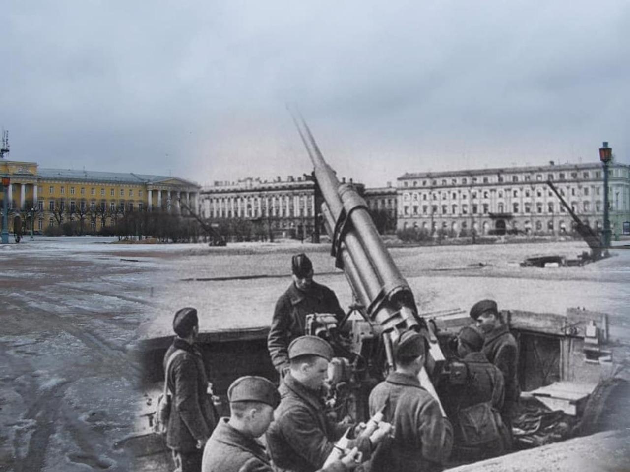 Блокадный Ленинград - индивидуальная экскурсия по Санкт-Петербургу от опытного гида
