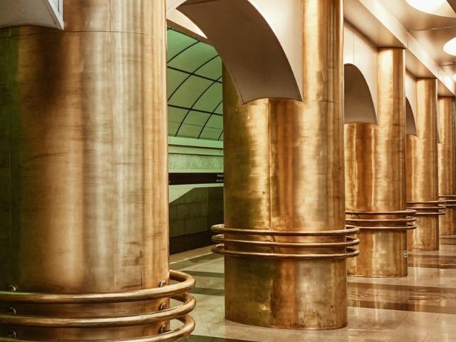 Петербургская подземка