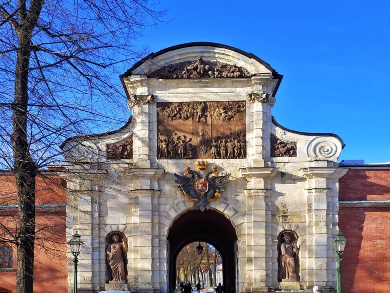 """Крепость """"на семи ветрах"""" - индивидуальная экскурсия по Санкт-Петербургу от опытного гида"""