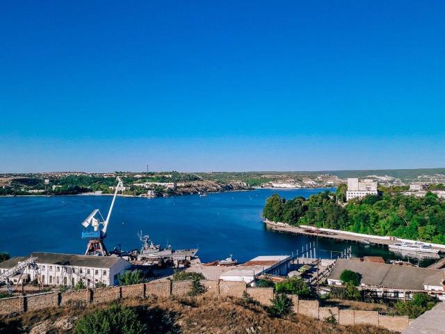 Непарадный Севастополь