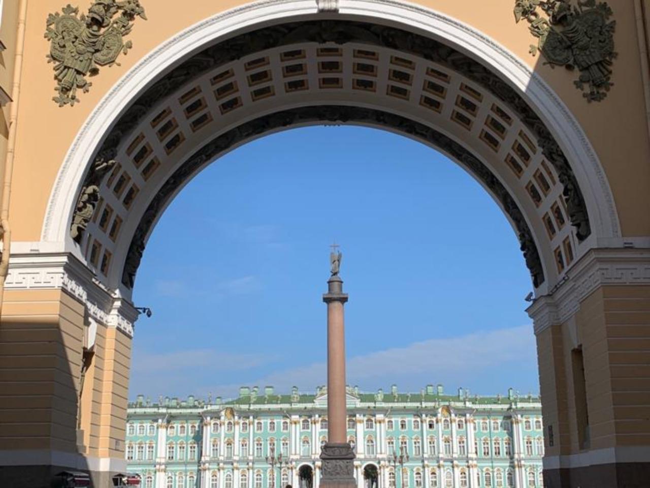 Дворцы петербургской знати - индивидуальная экскурсия по Санкт-Петербургу от опытного гида