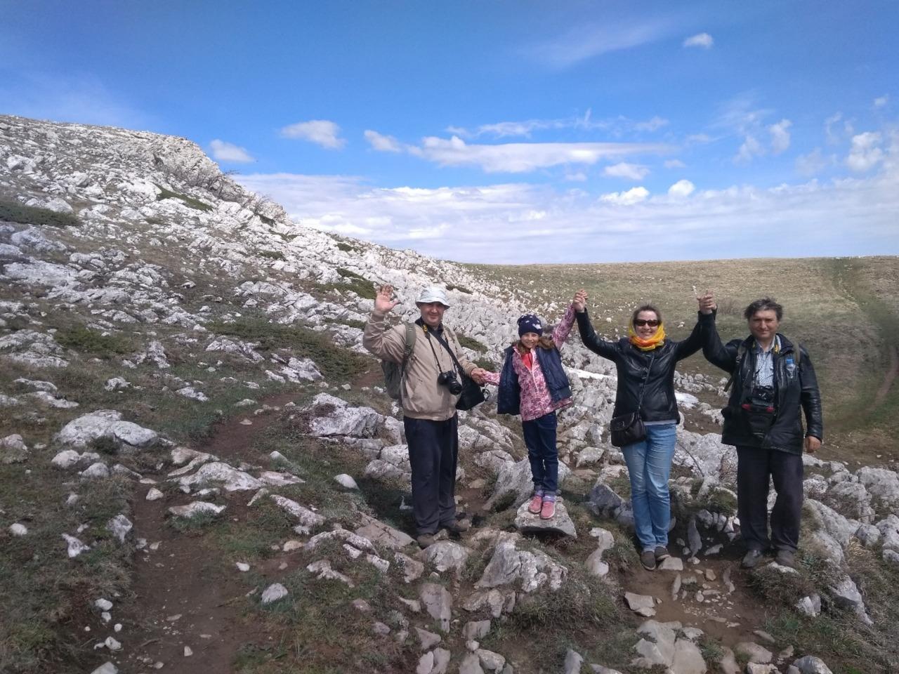 Треккинг на вершину Чатыр-Даг - индивидуальная экскурсия в Алуште от опытного гида