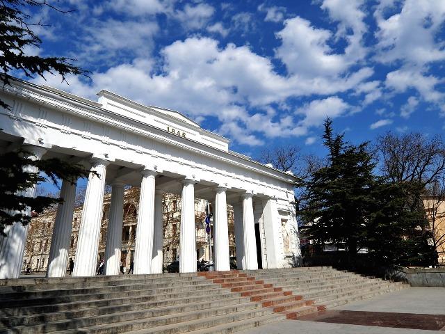 Центр Севастополя + Диорама + Панорама