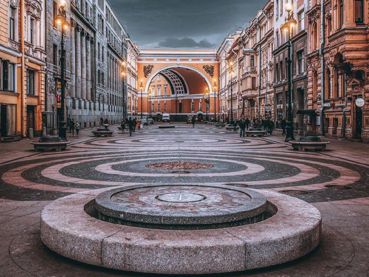 Обзорная экскурсия по Санкт-Петербургу - индивидуальная экскурсия по Санкт-Петербургу от опытного гида