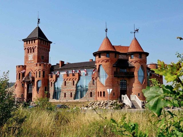 Замки Калининградской области