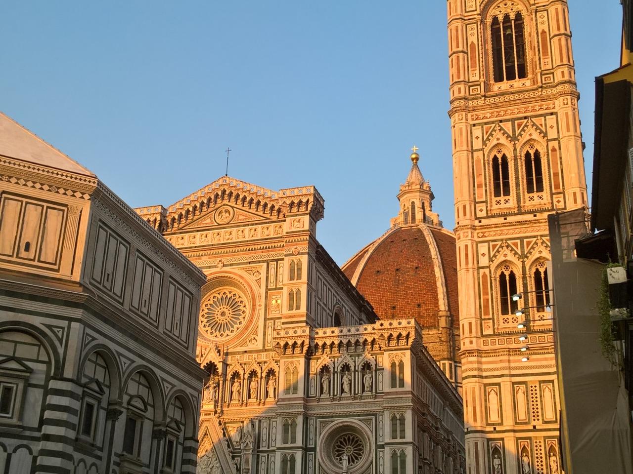 Обзорная по Флоренции: шедевры зодчества за 3 часа - индивидуальная экскурсия во Флоренции от опытного гида