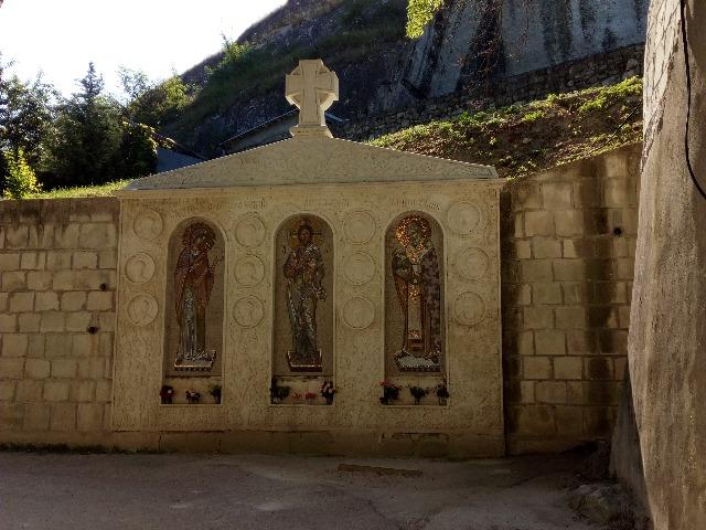 Древности и святыни Инкермана