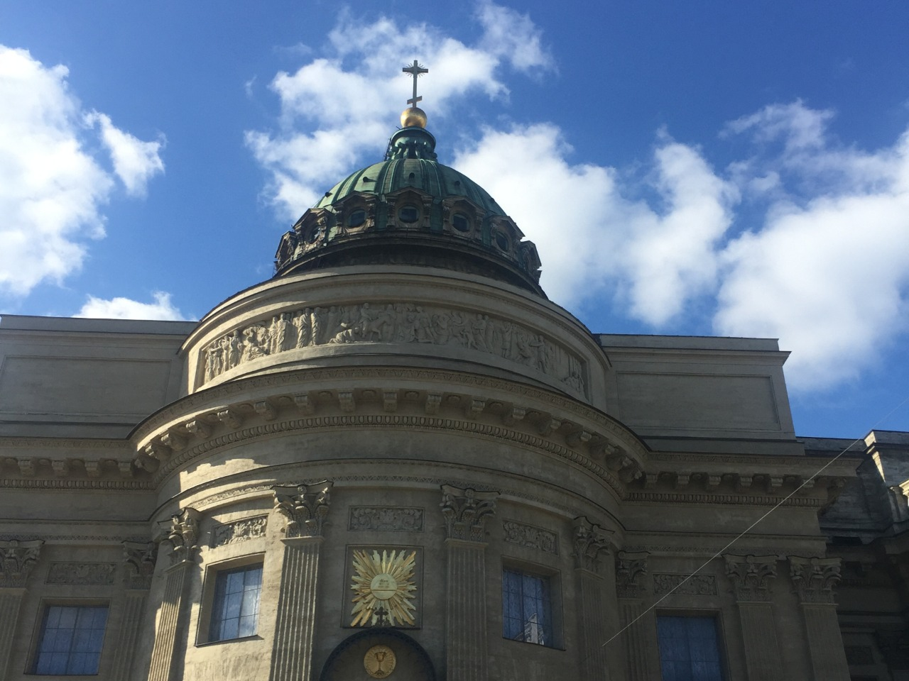 Казанский кафедральный собор  - индивидуальная экскурсия по Санкт-Петербургу от опытного гида