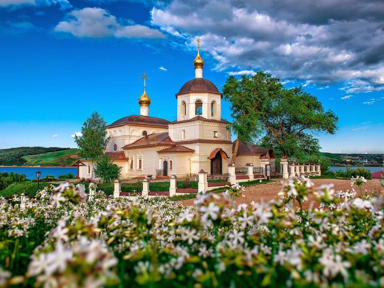 Свияжск + Раифский монастырь + Храм всех религий - групповая экскурсия в Казани от опытного гида