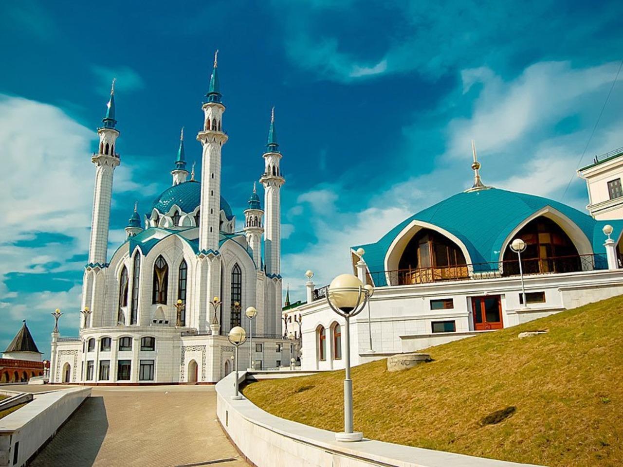 Пешеходная экскурсия по Казанскому Кремлю - групповая экскурсия в Казани от опытного гида