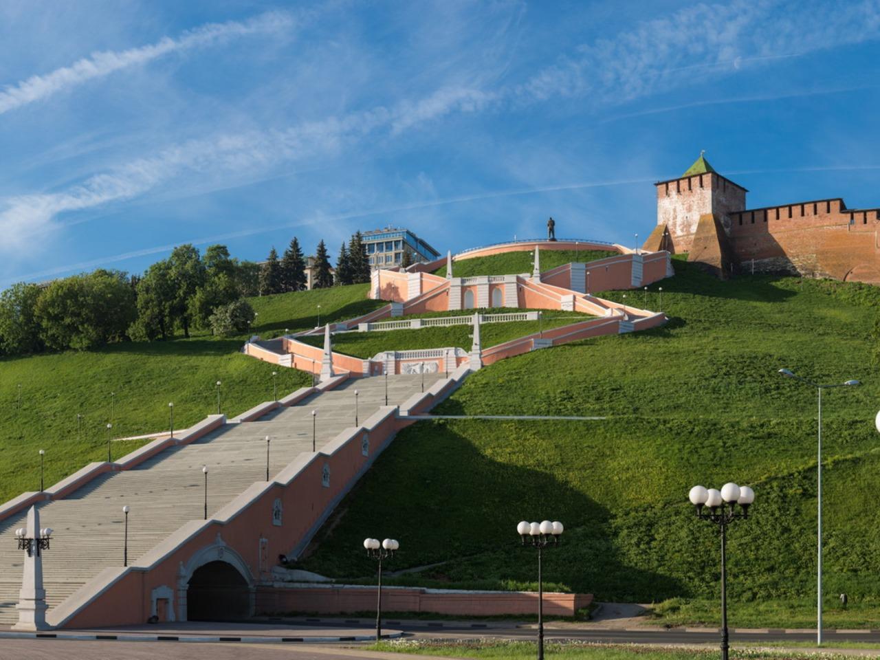 Нижний Новгород: главный обзор - индивидуальная экскурсия по Нижнему Новгороду от опытного гида