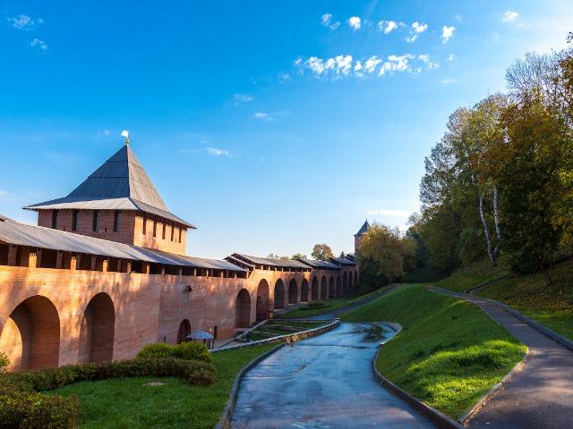 Пеший Нижний Новгород