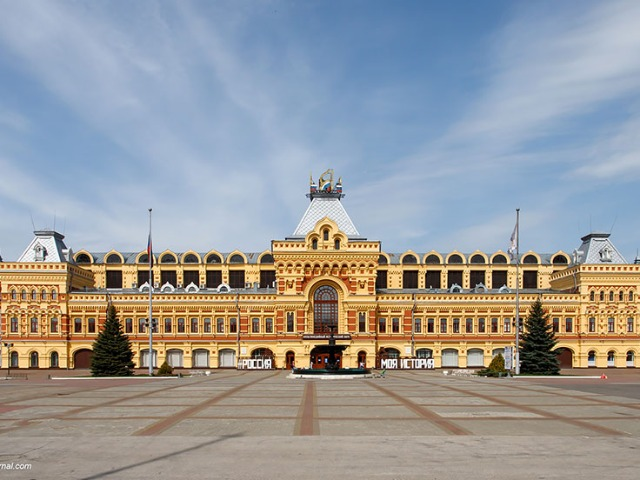 Купеческий Нижний Новгород