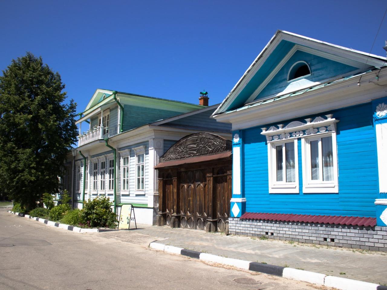 Городец: ворота в заволжье - индивидуальная экскурсия по Нижнему Новгороду от опытного гида