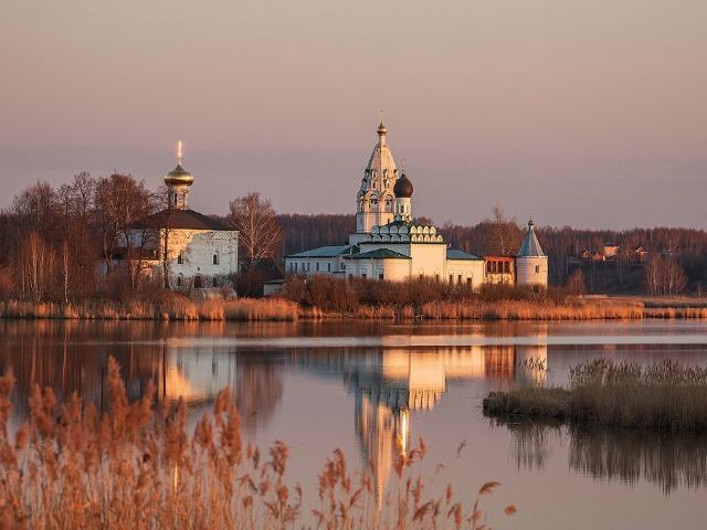Павлово. Путешествие по Березополью