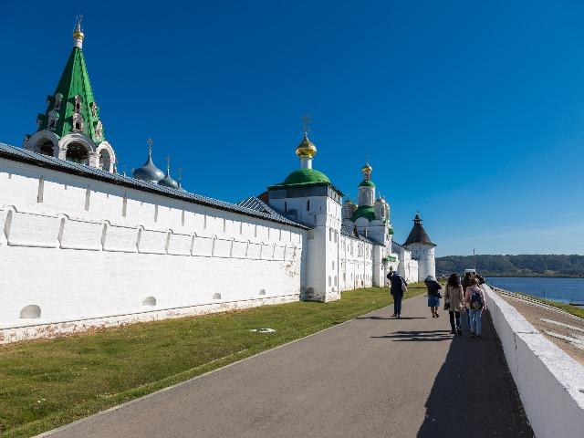 """Эко-экскурсия """"Макарьевский монастырь"""""""
