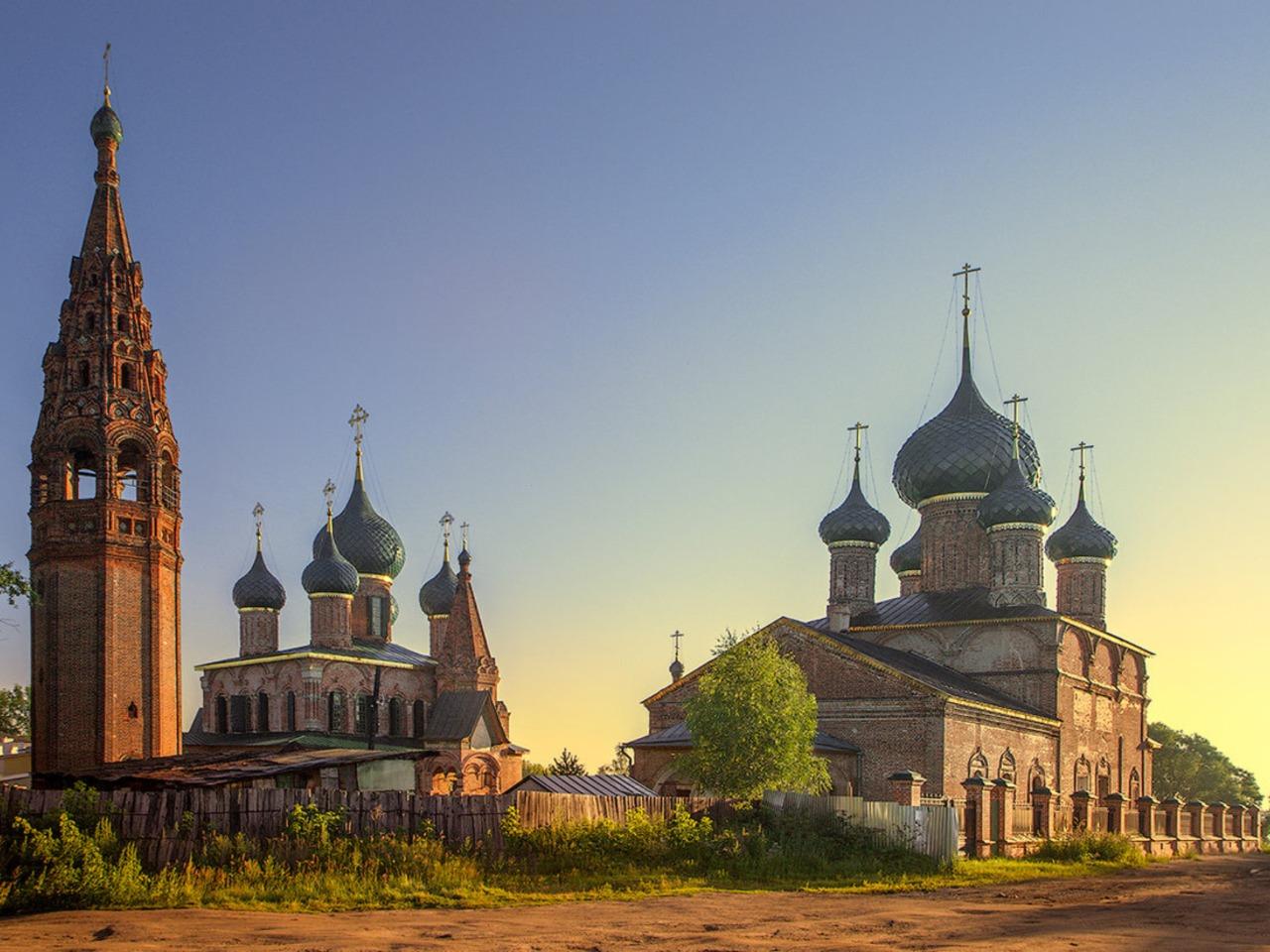 Неизвестный Ярославль - индивидуальная экскурсия в Ярославле от опытного гида