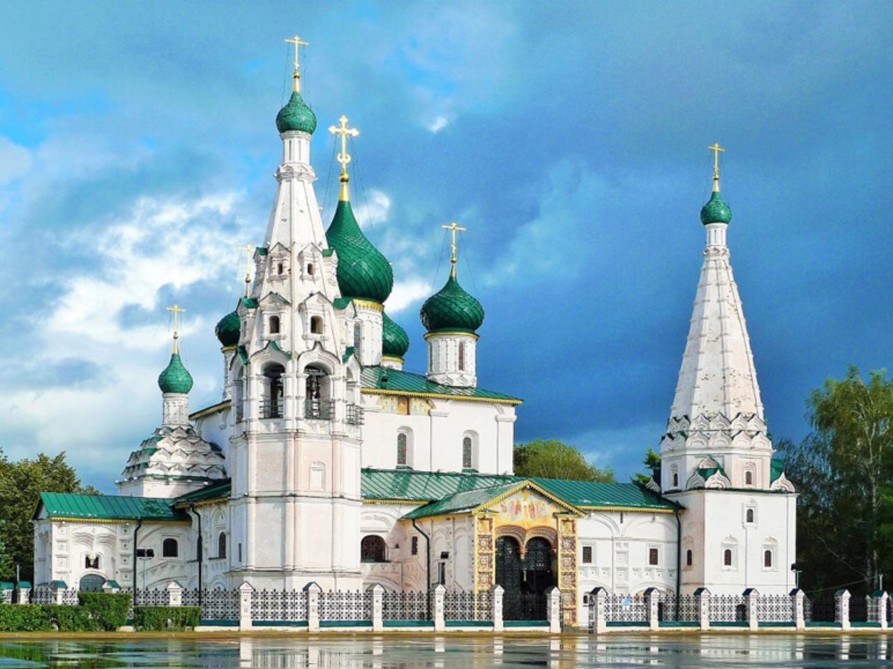 Ярославль. Экскурсия по историческому центру города - индивидуальная экскурсия в Ярославле от опытного гида