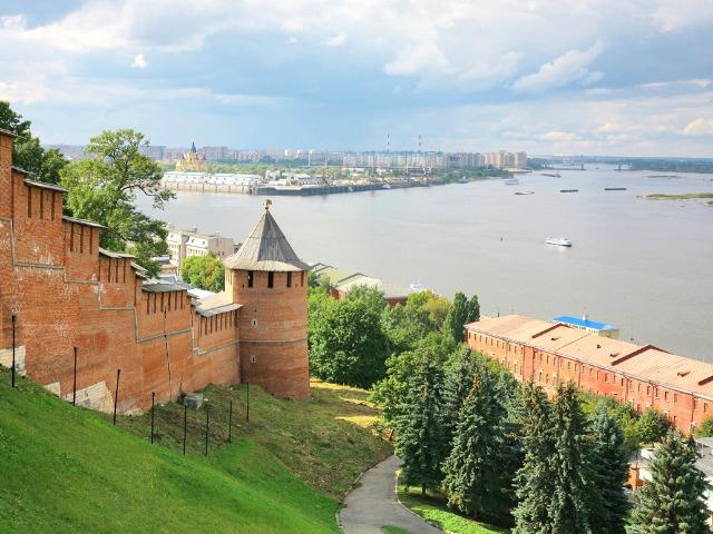 Нижний Новгород. Восемьсот лет истории