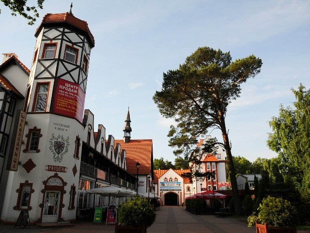Большое турне по Балтийскому побережью