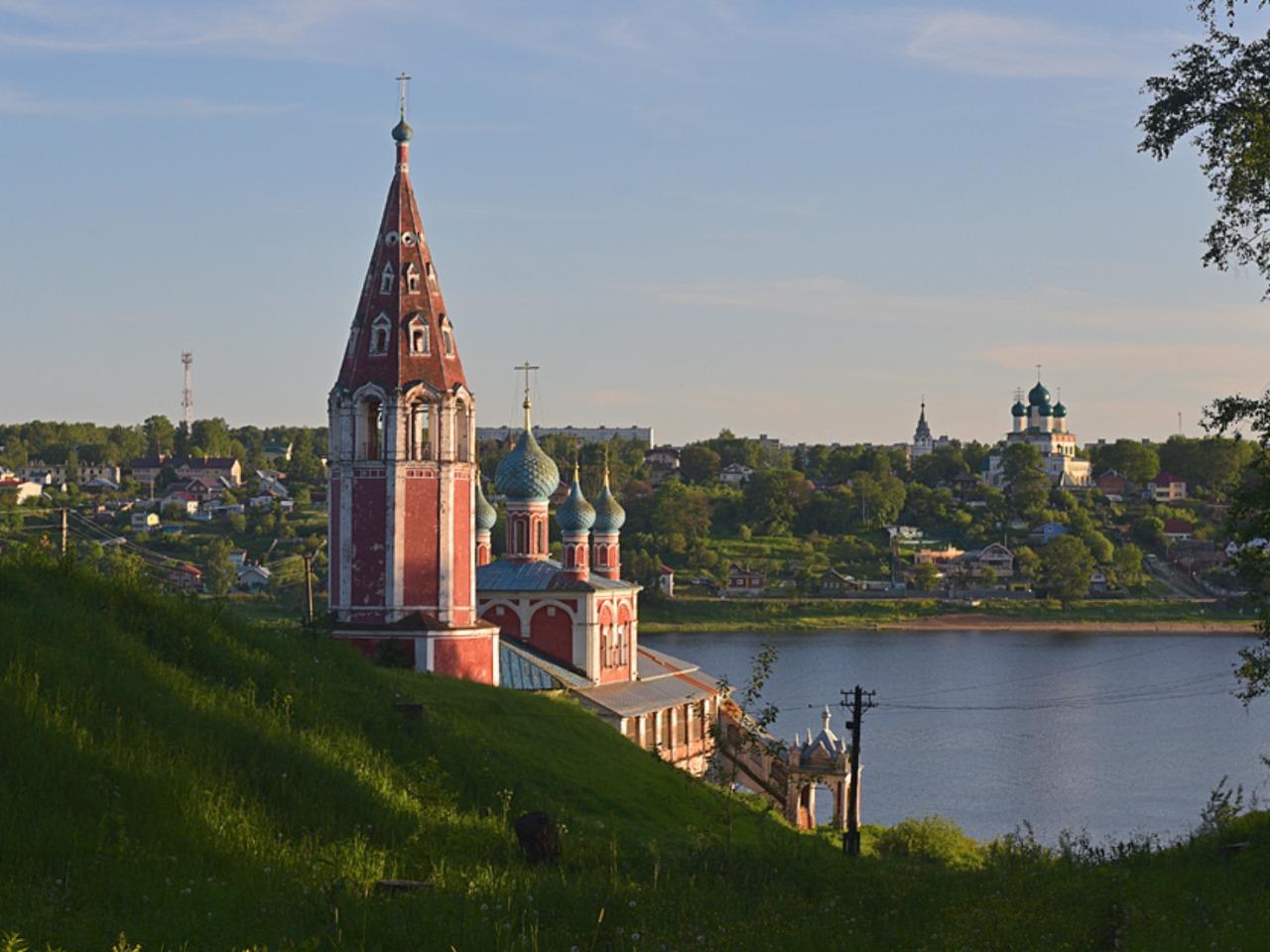 Старинный Романов-Борисоглебск - индивидуальная экскурсия в Ярославле от опытного гида