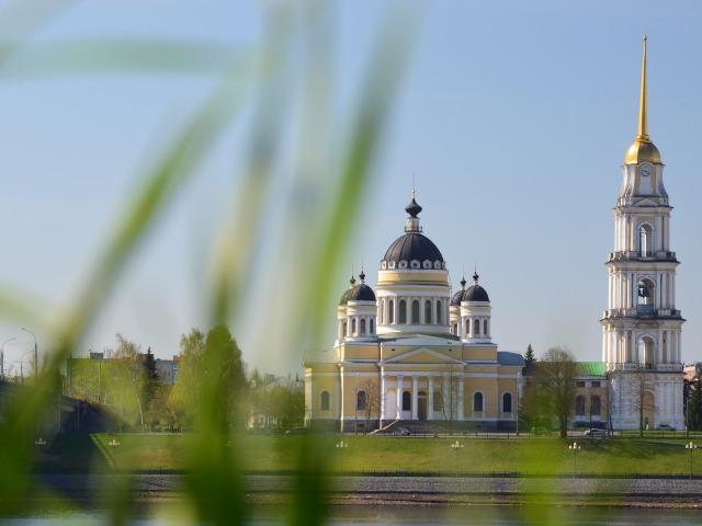 Путешествие в Рыбинск