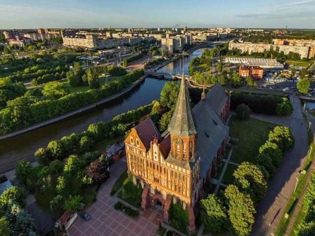 Из Калининграда в Кёнигсберг