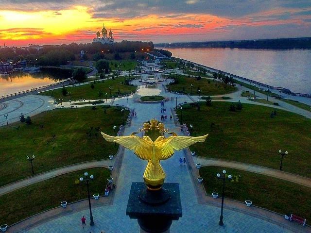 Ярославское узорочье и пейзажи