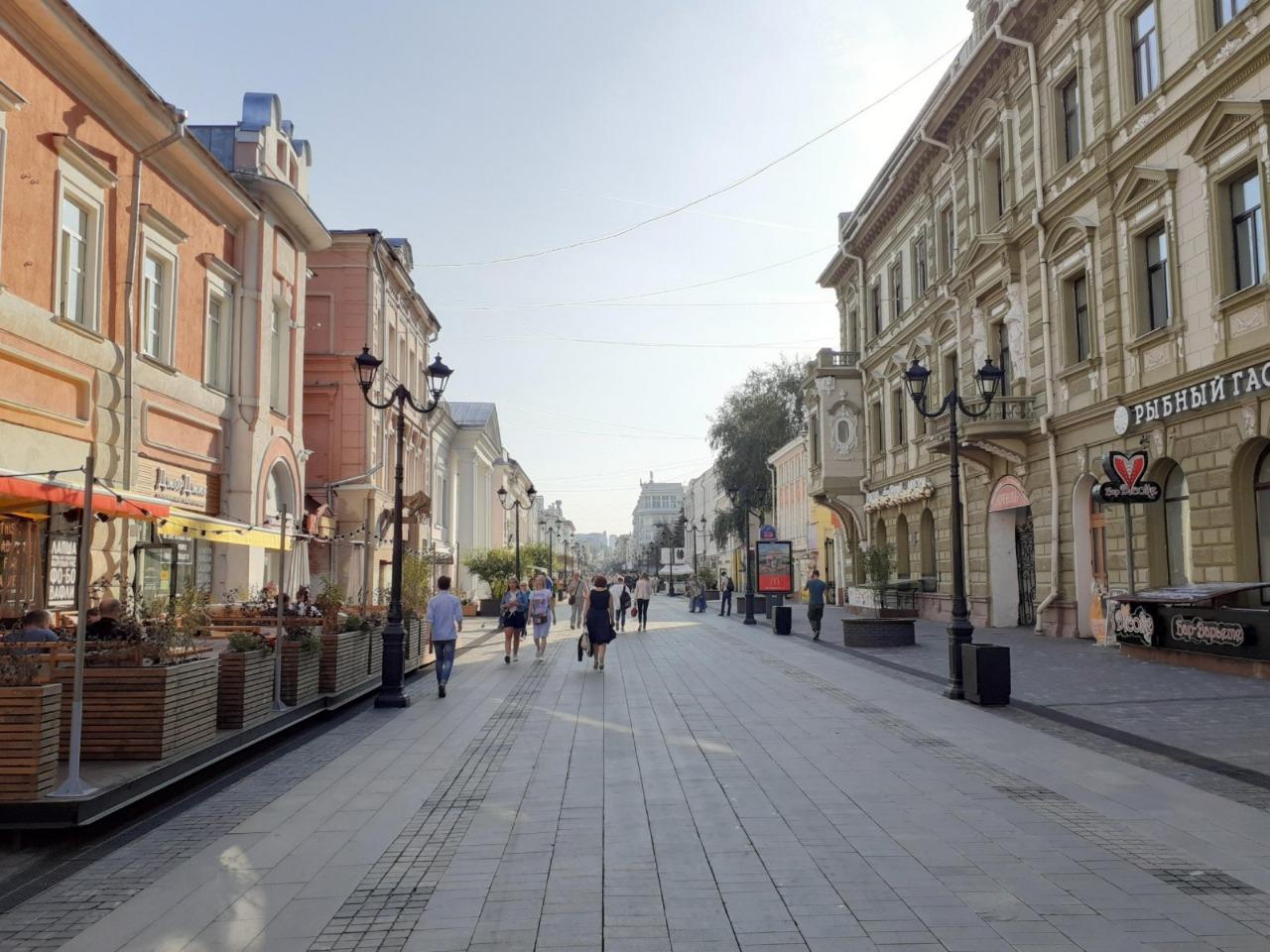 Пешеходная экскурсия по Нижнему Новгороду - групповая экскурсия по Нижнему Новгороду от опытного гида