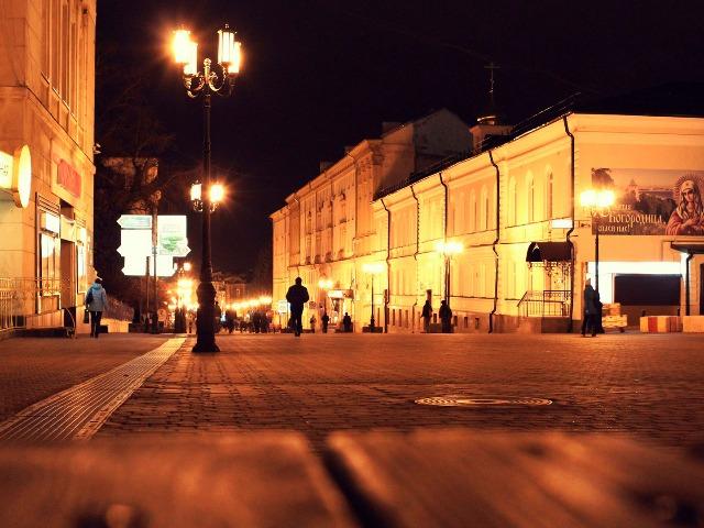 Нижний Новгород - город огней