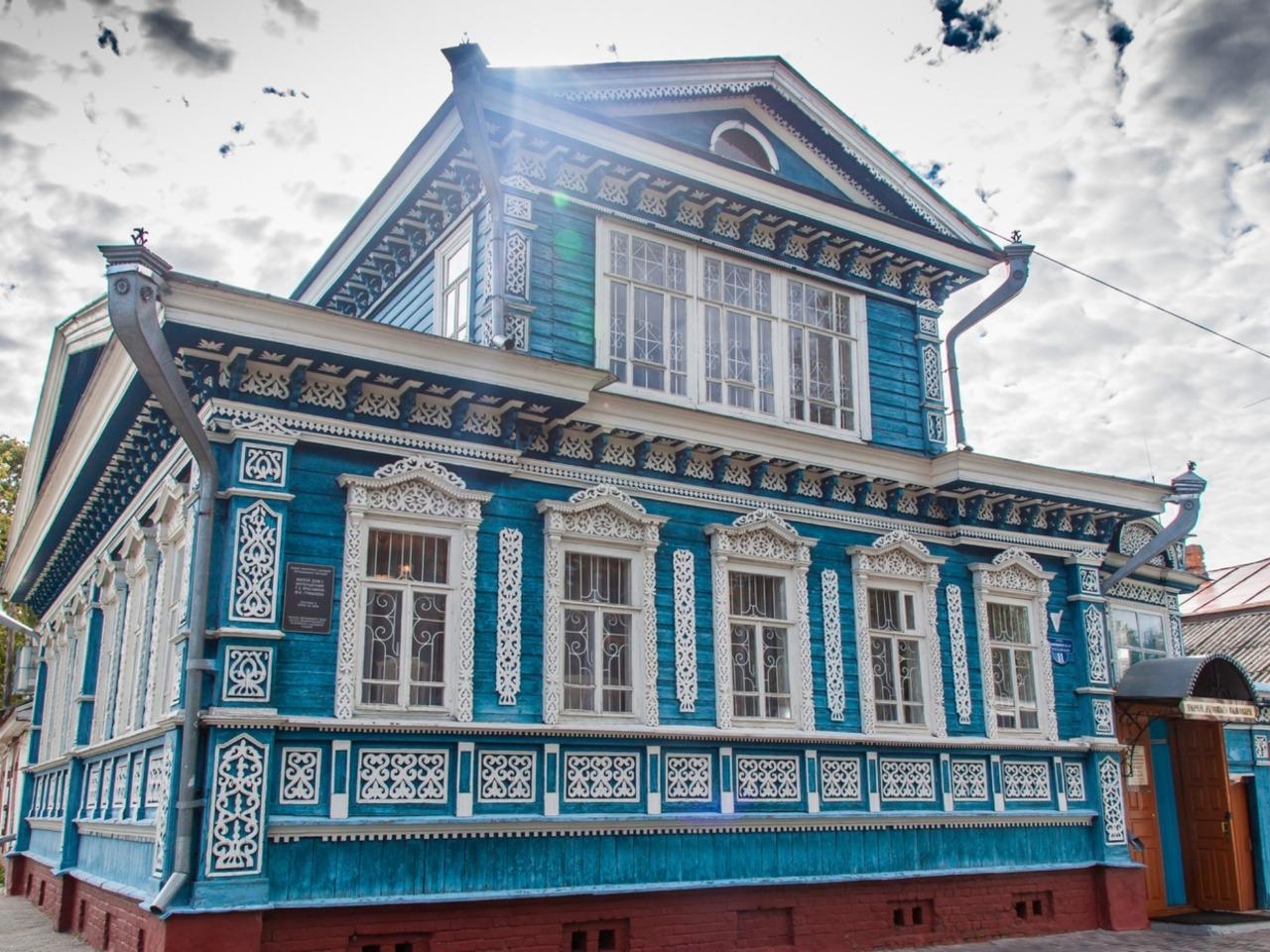 Городец - групповая экскурсия по Нижнему Новгороду от опытного гида
