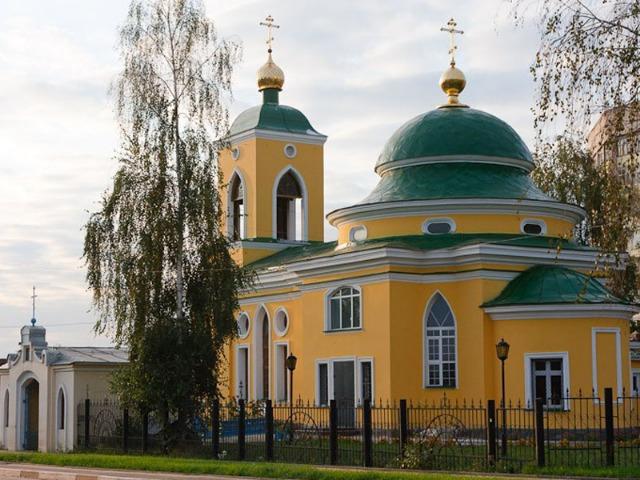 Выкса – «железная роза» Нижегородской области