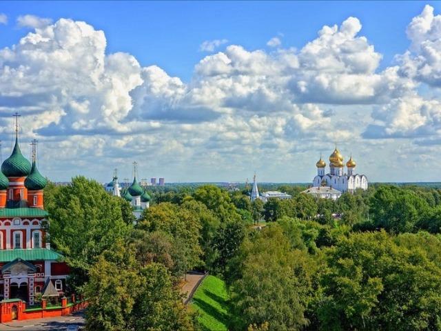 Экскурсия по православным храмам Ярославля