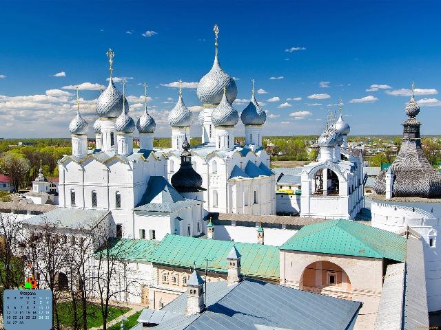 Ростов Великий – жемчужина золотого кольца