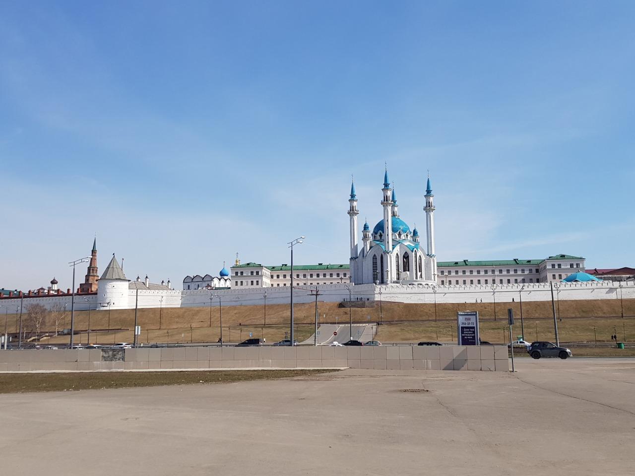 Обзорная экскурсия по Казанскому Кремлю - индивидуальная экскурсия в Казани от опытного гида