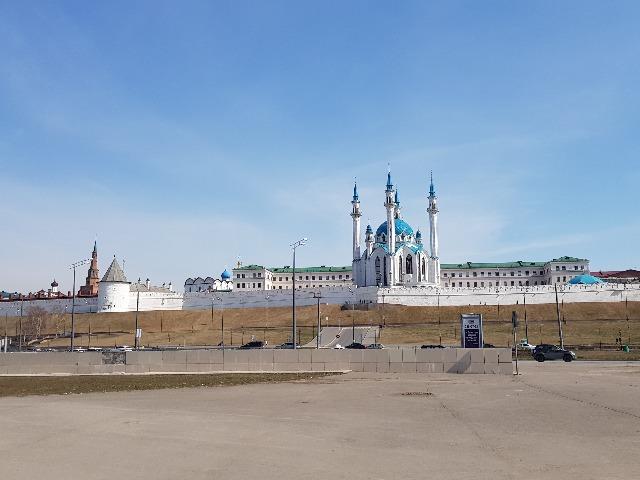 Обзорная экскурсия по Казанскому Кремлю