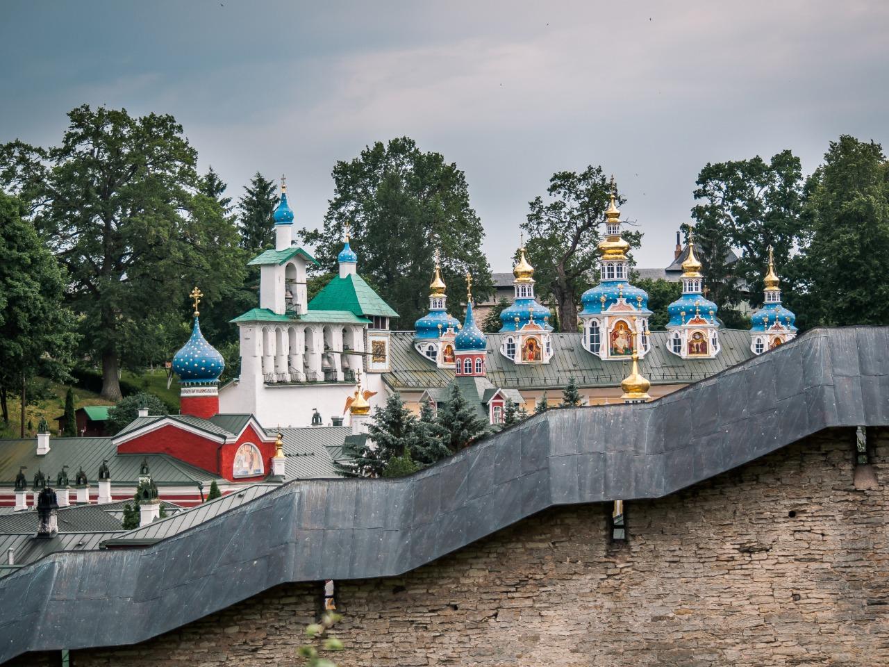 Экскурсия Изборск – Печоры - групповая экскурсия в Пскове от опытного гида