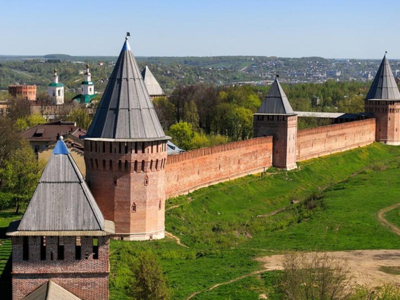 Были и небыли Смоленской крепостной стены - индивидуальная экскурсия по Смоленску от опытного гида