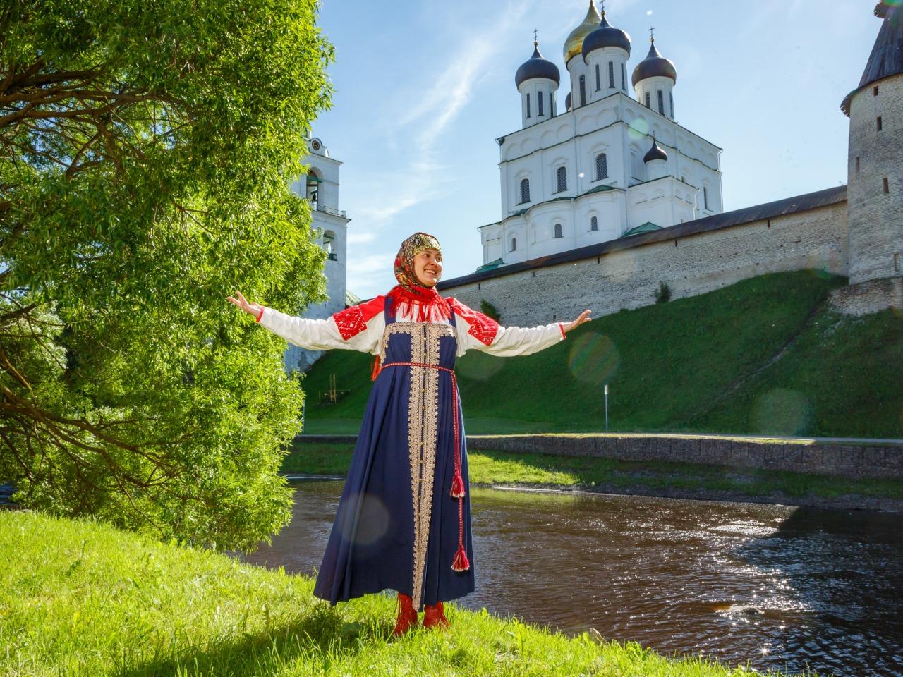 Театрализованная экскурсия - индивидуальная экскурсия в Пскове от опытного гида