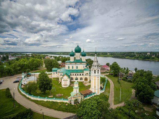Верхневолжские жемчужины: Тутаев и Рыбинск за день