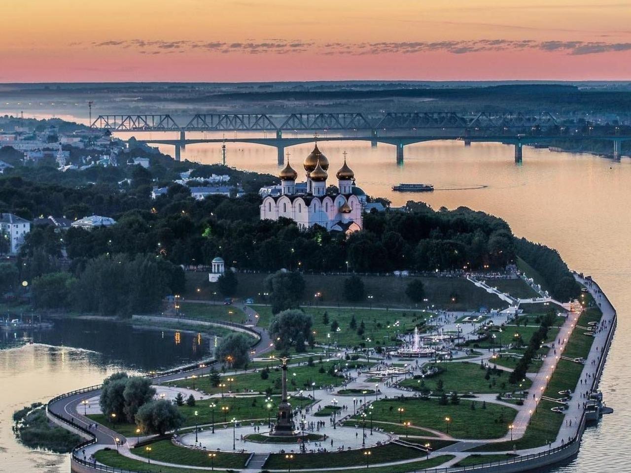 Древний Ярославль и Великий Ростов - индивидуальная экскурсия в Ярославле от опытного гида