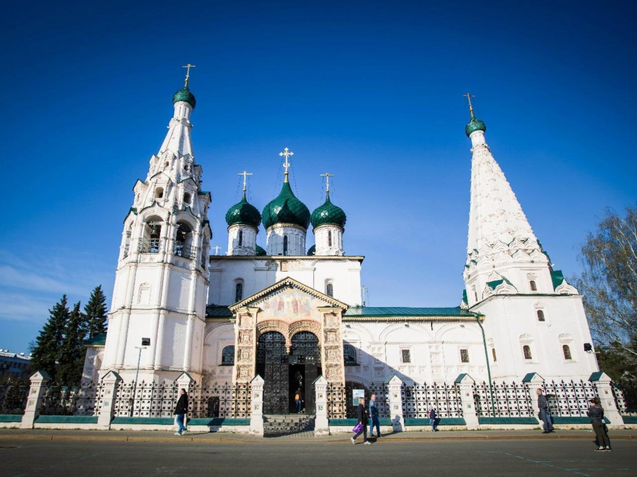 Индивидуальная экскурсия по Ярославлю - индивидуальная экскурсия в Ярославле от опытного гида
