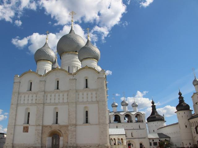 Обзорная экскурсия по Ростову Великому