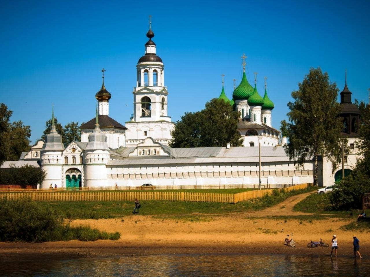 Экскурсия в Толгский монастырь - индивидуальная экскурсия в Ярославле от опытного гида