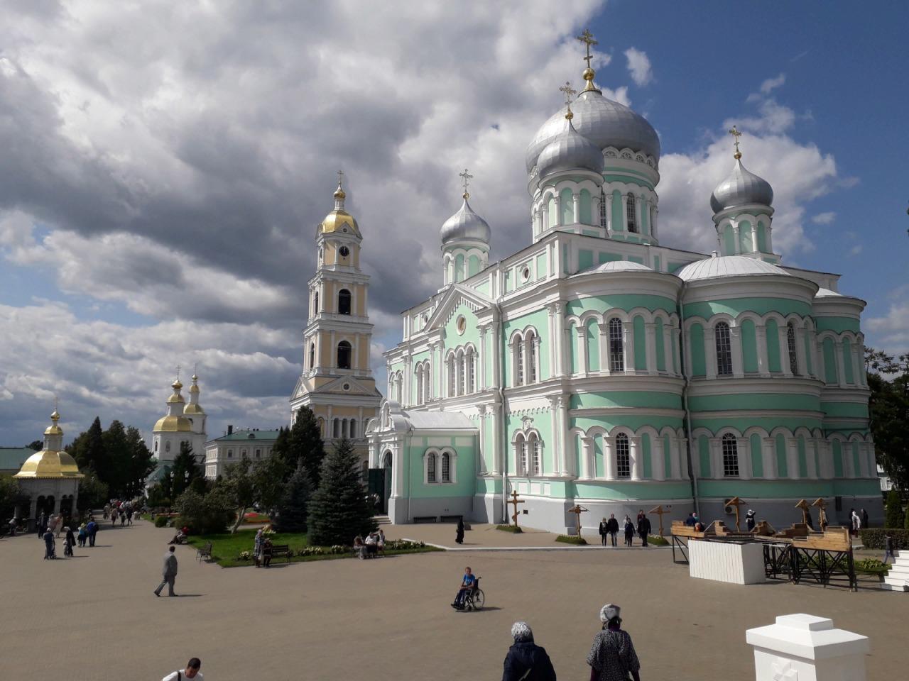 Серафимо-Дивеевский монастырь - индивидуальная экскурсия по Нижнему Новгороду от опытного гида