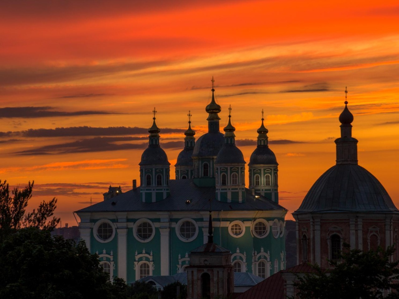Духовные святыни древнего Смоленска - индивидуальная экскурсия по Смоленску от опытного гида