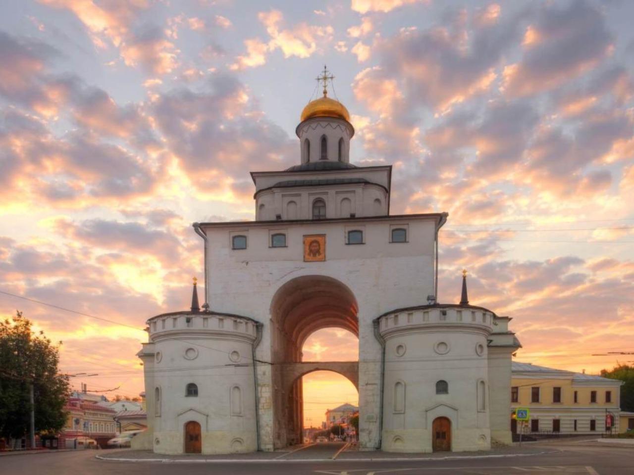 Владимир древний, пряный, многоликий - индивидуальная экскурсия во Владимире от опытного гида