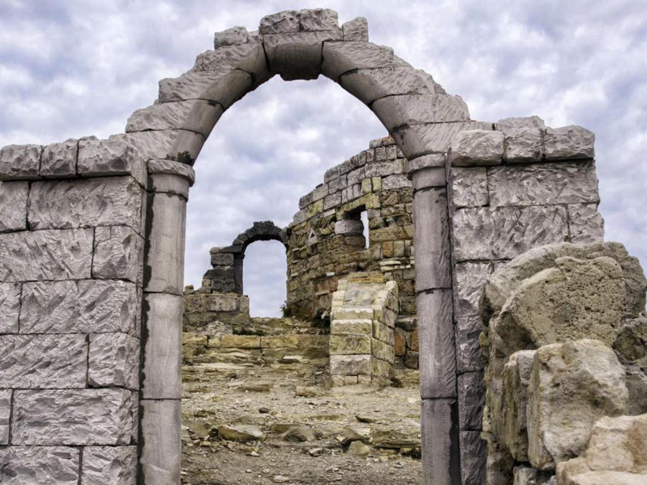 """Джиппинг """"Грозовые ворота"""" - индивидуальная экскурсия в Геленджике от опытного гида"""